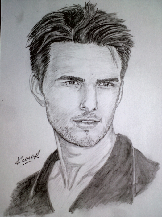 Tom Cruise by Kumarr